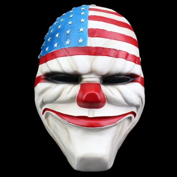 Original Desgn Payday 2 Dallas Mask High-Grade Resin Masks