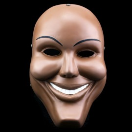 Original Design The Purge Anarchy 2 Mask Smiling Girl Resin Mask
