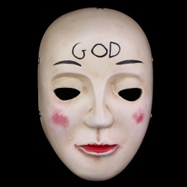 Original Design The Purge Anarchy 2 Mask God Resin Adult Unisex Mask
