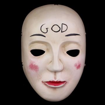 Original Design The Purge Anarchy 2 Mask God Resin Adult Unisex Mask
