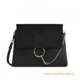 Original Design Faye Shoulder Bag in Smooth Calfskin