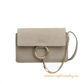 Original Design Faye 24CM Small Shoulder Bag in Smooth Calfskin