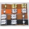 Original Design Collier De Chien Cuff Clemence Leather Bracelet with H Box