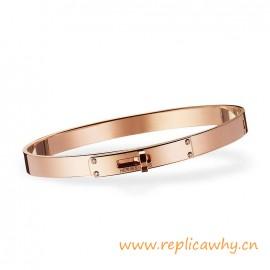 Original Design Quality Kelly Narrow Bracelet without Diamonds