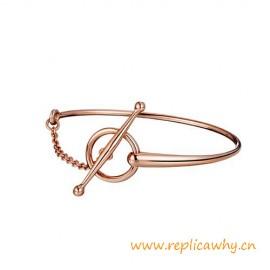 Top Quality Filet d'Or Bracelet Small Model for Women