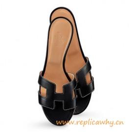 Original Oasis Sandalias de color Negro para Mujer