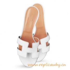Original Oasis Sandalias de color Blanco para Mujer
