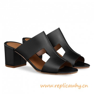 Top Quality Original Design Ostia Ladies' Sandal in Calfskin