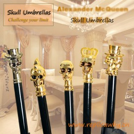 Original Design High Quality Skull Umbrella