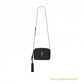Top Quality Lou Camera Bag in Quilted Leather Women