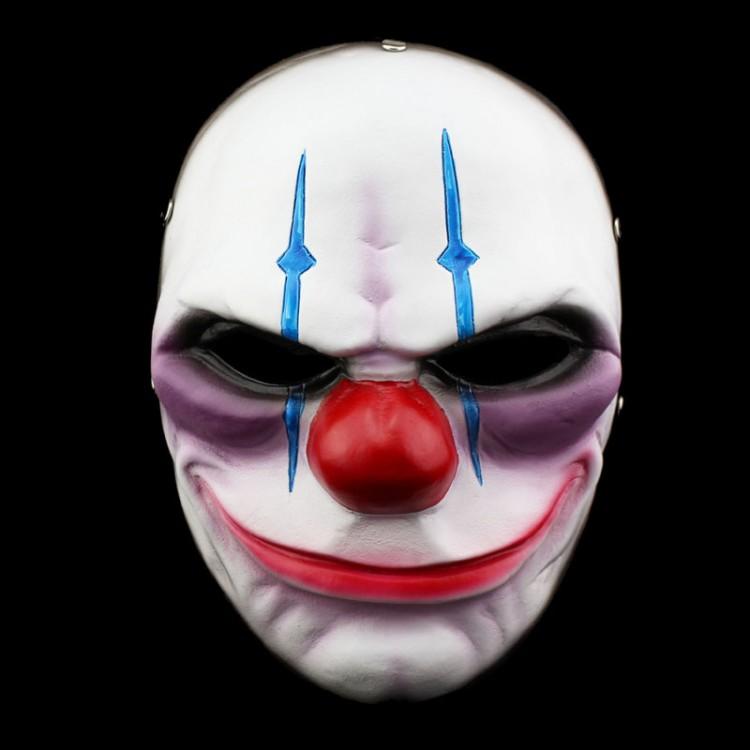 Payday 2 Halloween Masks